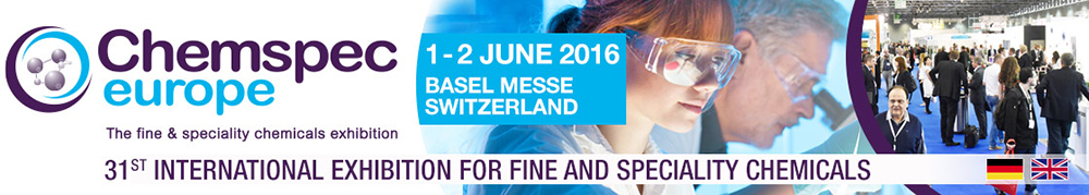 ProSynth is visiting the Chemspec Europe 2016 Exhibition