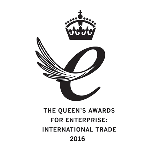 Queen's Award for Enterprise International Trade 2016 awarded to Prosynth
