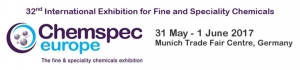Chemspec Europe 2017 - Prosynth