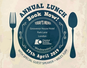 Chemical Business Association Annual Lunch
